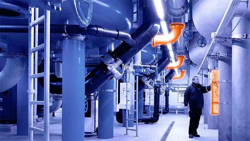 Anlagenverwaltung mit Lovion BIS