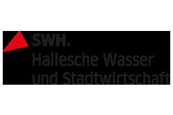 Logo HALLESCHE WASSER