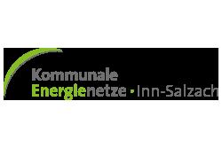 Logo KOMMUNALE ENERGIENETZE INN SALZACH