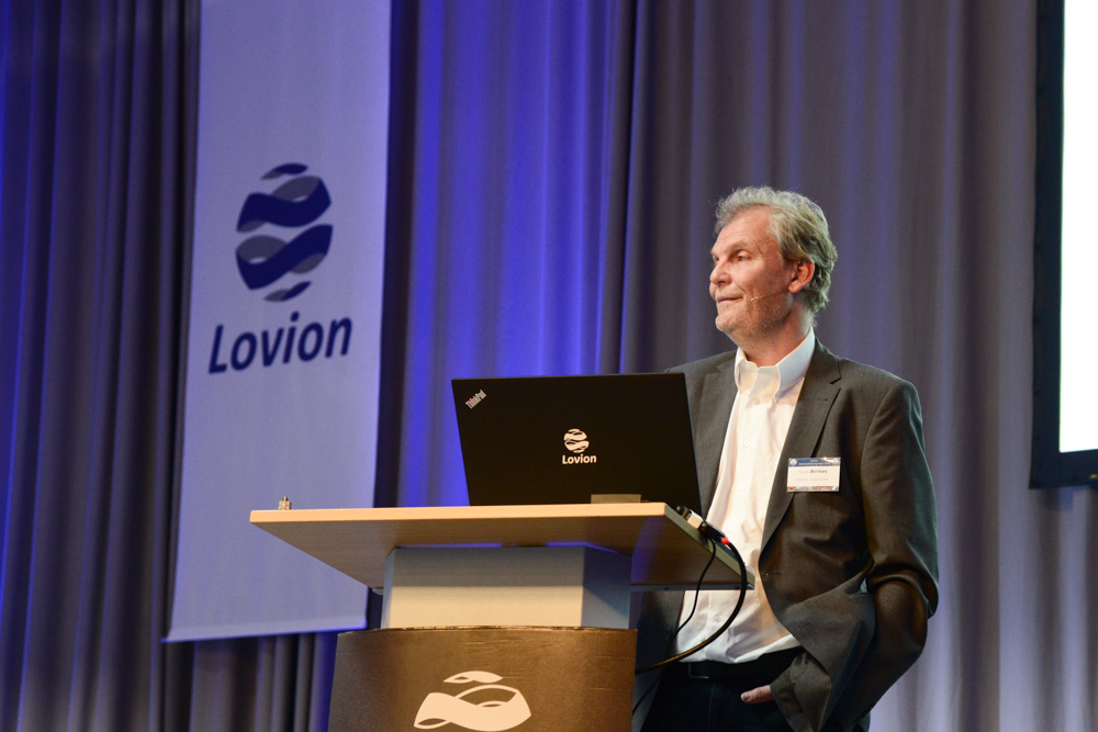 Lovion Betriebsführungstage 2018