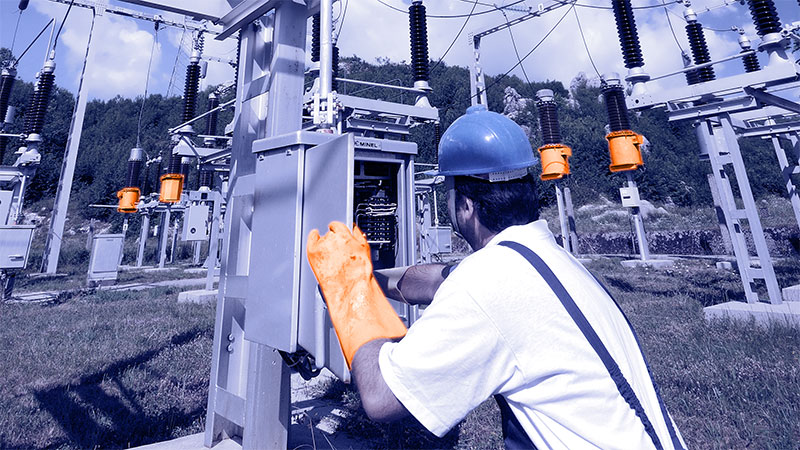 Netzbetrieb
