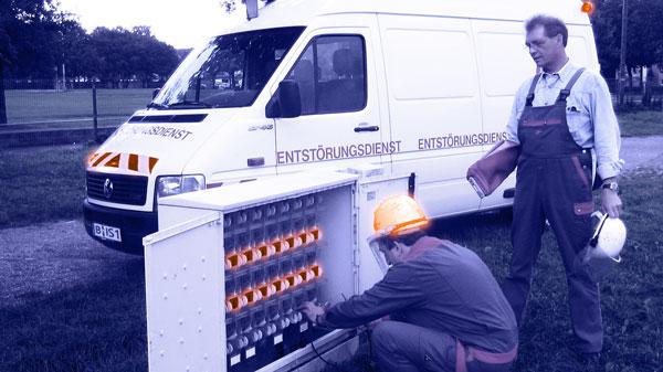 Lösung Netzführung