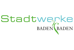 Logo STADTWERKE BADEN BADEN