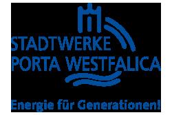 Logo STADTWERKE PORTA WESTFALIA