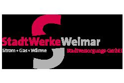 Logo STADTWERKE WEIMAR