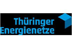 Logo THUERINGER ENERGIENETZE