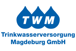 Logo TRINKWASSER MAGDEBURG