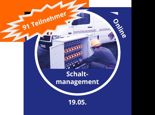 Webinar Schaltmanagement - 19.05