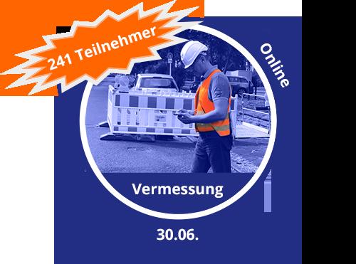Webinar Vermessung - 30.06